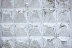 Concrete slab covered with lime Royalty Free Stock Photo