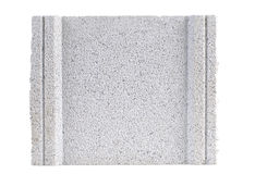 Concrete solid brick Stock Photos