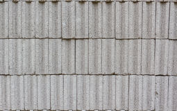 Concrete solid brick Stock Images
