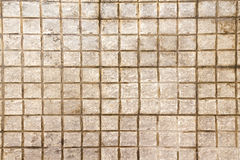 Concrete  Squares wall Royalty Free Stock Photo