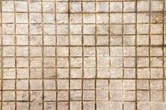 Concrete  Squares wall Stock Photos