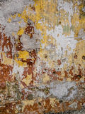 Concrete stained wall texture Stock Image