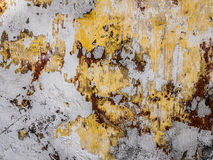 Concrete stained wall texture Stock Images