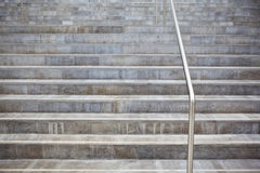 Concrete stairs Stock Images