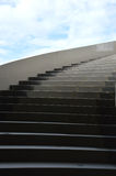 Concrete stairs Stock Photography