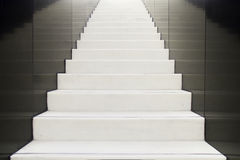 Concrete stairs Royalty Free Stock Image