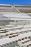 Concrete Stairs in modern amphitheater Stock Photography