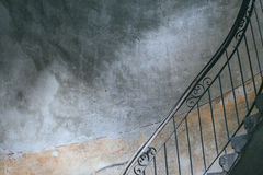 Concrete Stairs Phot Stock Photography