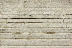 Concrete Stairs with Spotted Pattern Stock Photo