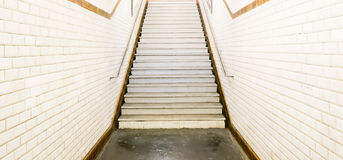 Concrete stairs Royalty Free Stock Photography