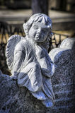 Concrete statue Royalty Free Stock Photos