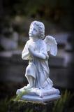 Concrete statue Stock Image