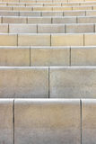 Concrete Step Pattern Royalty Free Stock Photos