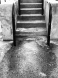 Stairs to success royalty free stock photos