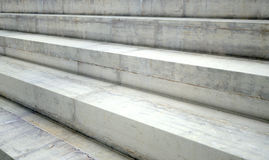 Concrete Steps Royalty Free Stock Photos