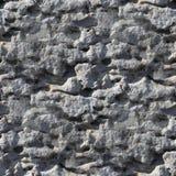 Concrete stone seamless texture irregularities Royalty Free Stock Photo