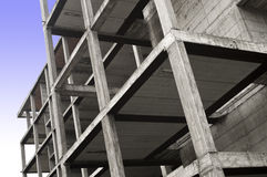 Concrete structure Royalty Free Stock Photos