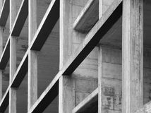Concrete structure Royalty Free Stock Image