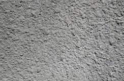 Concrete stucco texture horizontal photo close-up Stock Photography