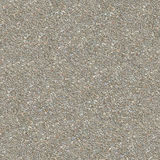 Concrete Surface is Covered with Fine Gravel. Stock Photos