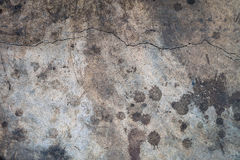 The concrete surface Royalty Free Stock Photo