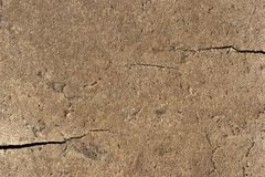 Concrete texture. Cracked old concrete texture background royalty free stock photo