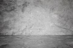 Concrete texture background. Concrete cement wall and floor stock photography