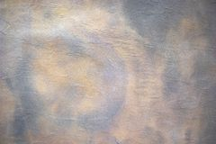 Concrete texture surface textured, rusty gray. Natural wall plaster. Gray stock image