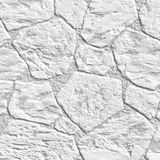 Concrete tile wall Stock Photography