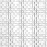 Concrete tile wall Royalty Free Stock Photo
