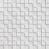 Concrete tile wall texture and background Royalty Free Stock Image
