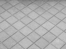 Concrete tiles Royalty Free Stock Images