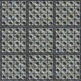 Concrete tiles Stock Photo