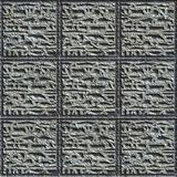 Concrete tiles Royalty Free Stock Photos