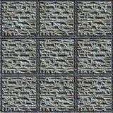 Concrete tiles Royalty Free Stock Photos