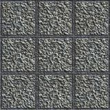 Concrete tiles Stock Images