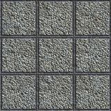 Concrete tiles Royalty Free Stock Photo