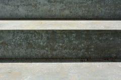 Concrete Treden Royalty-vrije Stock Foto's