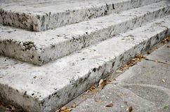 Concrete Treden Stock Afbeeldingen