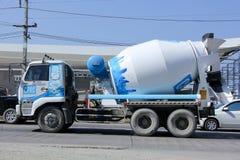 Concrete truck of CPAC Concrete Royalty Free Stock Photos