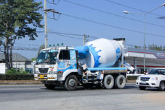Concrete truck of CPAC Concrete Stock Photography