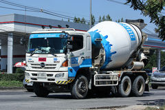 Concrete truck of CPAC Concrete product Royalty Free Stock Photos