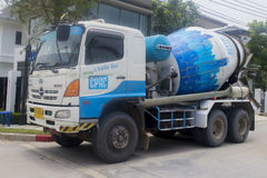 Concrete truck no.6854 of CPAC Royalty Free Stock Photography