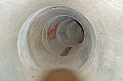 Concrete tube Stock Photos