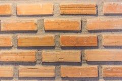 Concrete uitstekende muurachtergrond, oude muur Stock Afbeelding