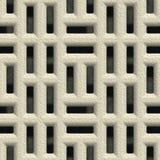 Concrete vent Stock Image