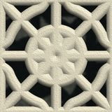 Concrete vent. Seamless pattern for background Stock Photo