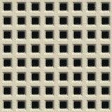 Concrete vent. Seamless pattern Stock Image