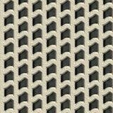 Concrete vent. Seamless pattern Royalty Free Stock Photos