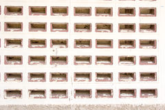 Concrete vent Royalty Free Stock Image
